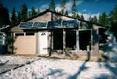 New pictures & more info on this Solar powered home.