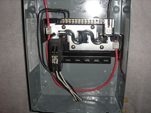project1_double solar power systems projects solar combiner home breaker box wiring diagram at crackthecode.co